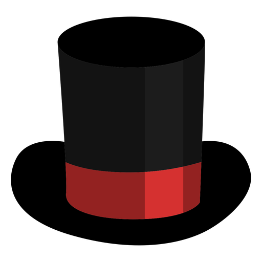 Magician top hat icon Transparent PNG