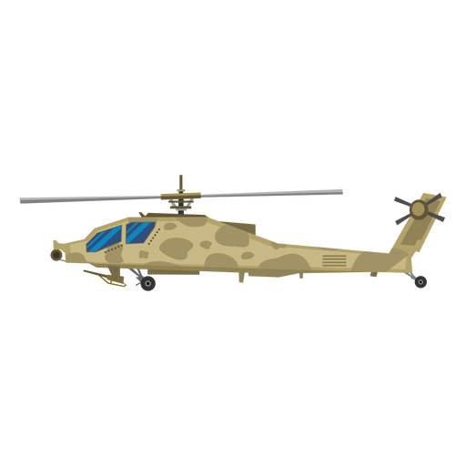 Military helicopter icon Transparent PNG
