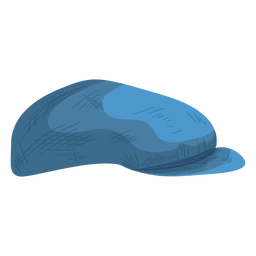 Newsboy hat icon
