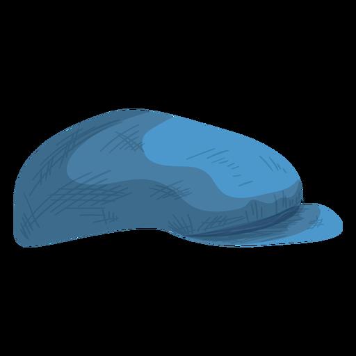 Icono de sombrero de vendedor de periódicos Transparent PNG