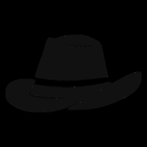 Panama hat flat icon Transparent PNG