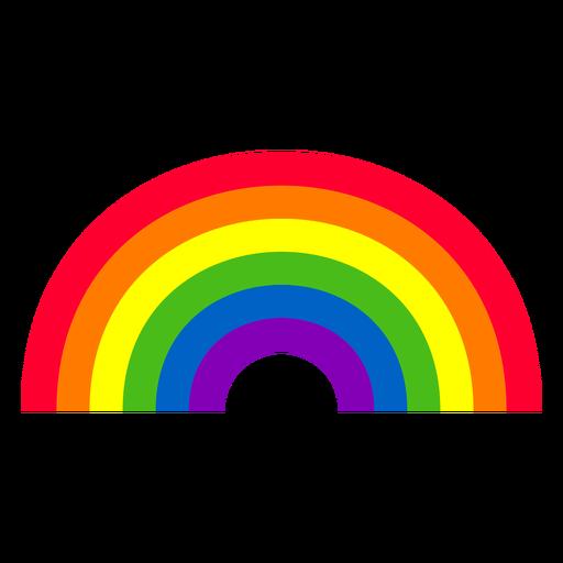 Regenbogenkurvenelement