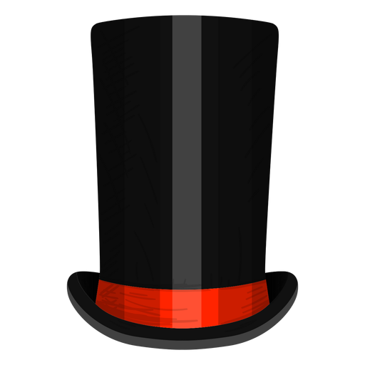 Stove pipe hat icon Transparent PNG