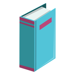 Thick book icon