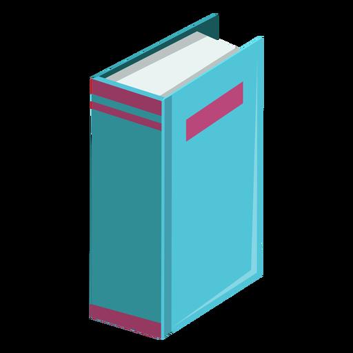 Icono de libro grueso Transparent PNG