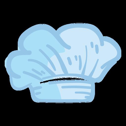 Toque blanche hat illustration Transparent PNG