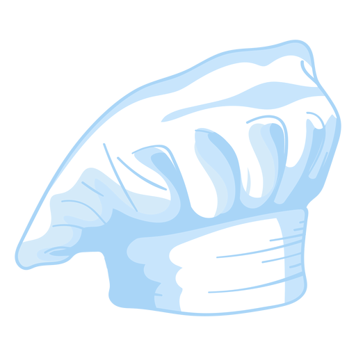 Toque hat illustration Transparent PNG
