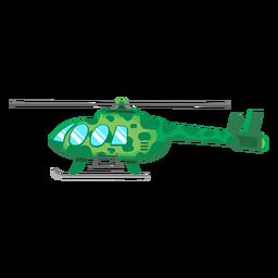 Ícone de helicóptero utilitário