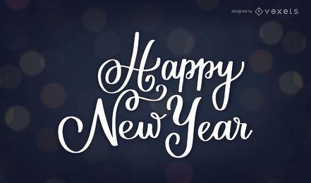 Letras de feliz año nuevo