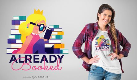 Sonderling-Prinzessin T-Shirt Design