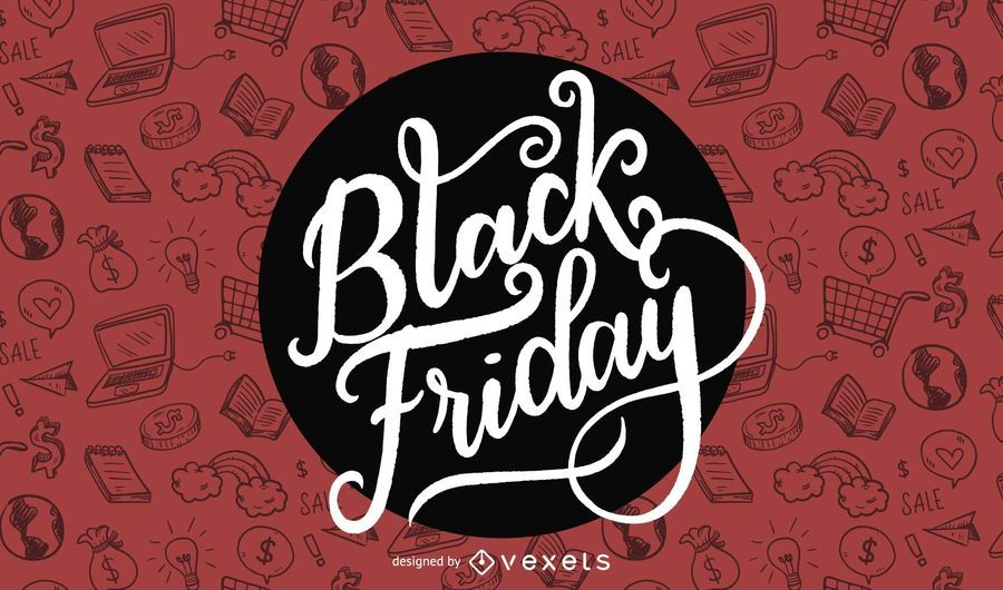 Diseño Promocional Viernes Negro