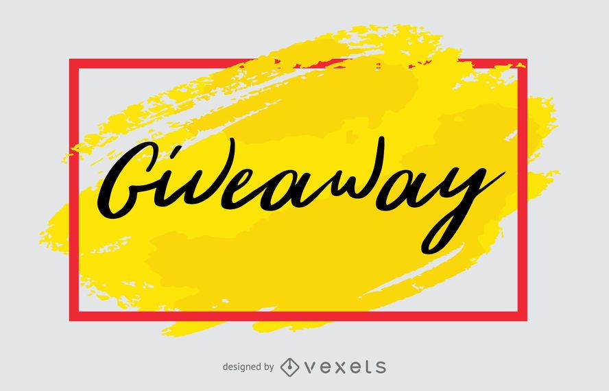 Giveaway Generic Promo Banner Design