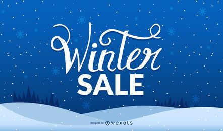 Winter Sale Landschaftsdesign