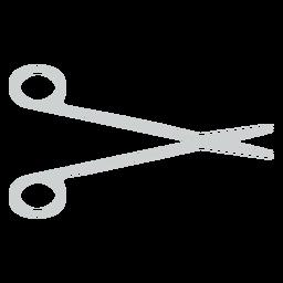 Icono de tijeras de baño