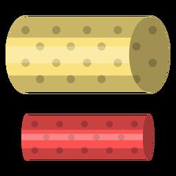 Bathroom sponge icon