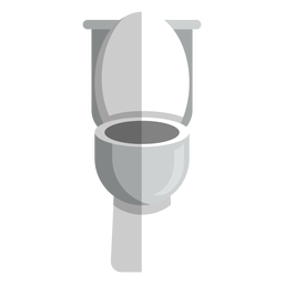 Bathroom toilet icon