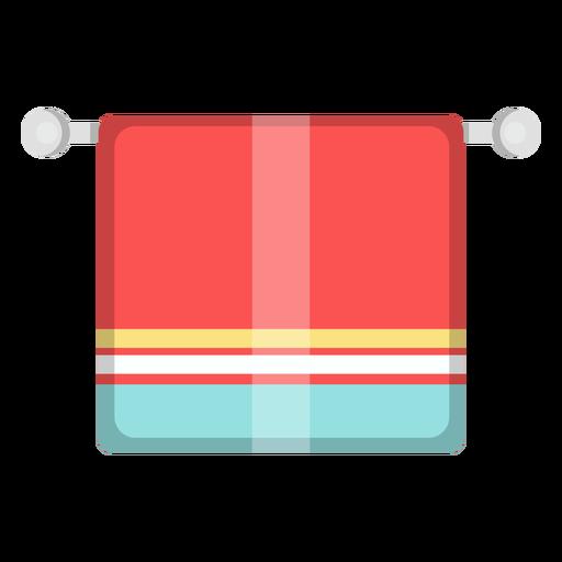 Bathroom towel icon