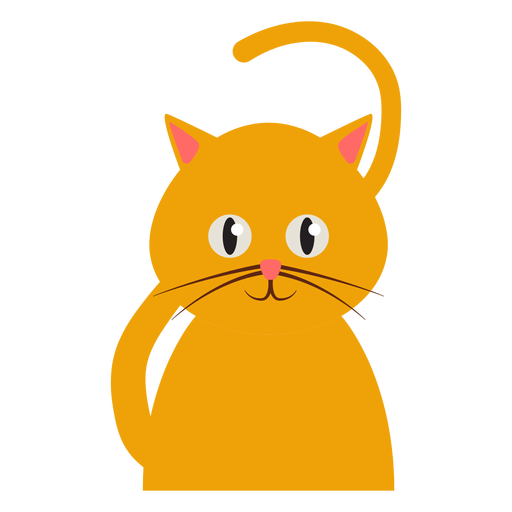 Cat animal avatar Transparent PNG