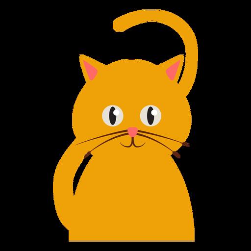 Cat animal avatar