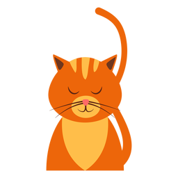Avatar de estimação do gato