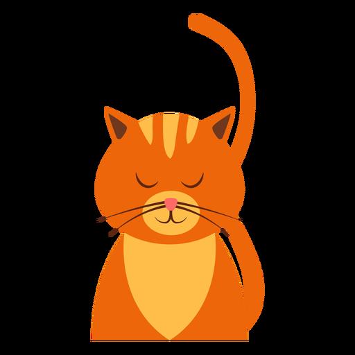 Avatar de estimação do gato Transparent PNG