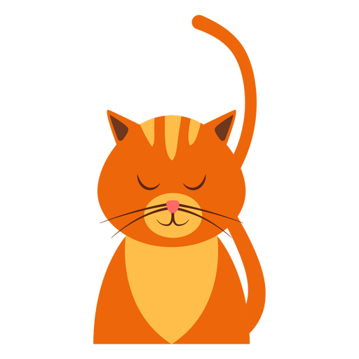 Cat pet avatar Transparent PNG