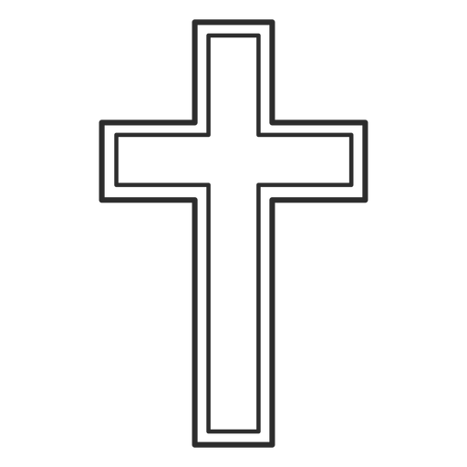 Símbolo religioso cruz cristiana Transparent PNG