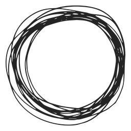 Circle scribble element