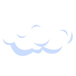 Cloud forecast illustration