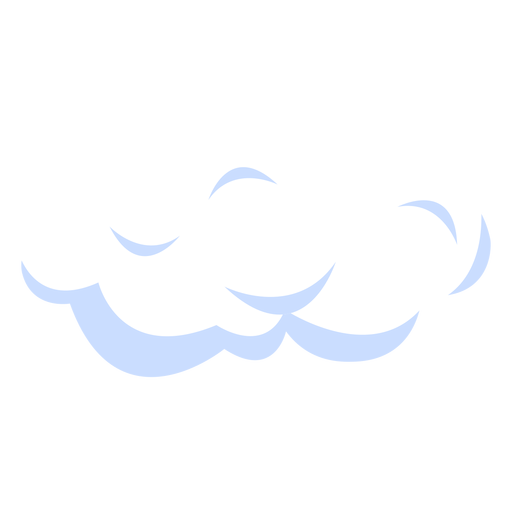 Cloud forecast illustration Transparent PNG