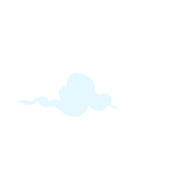 Cloudy forecast design element