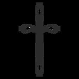 Elemento de la religión cruzada
