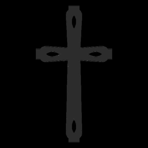 Elemento de la religión cruzada Transparent PNG