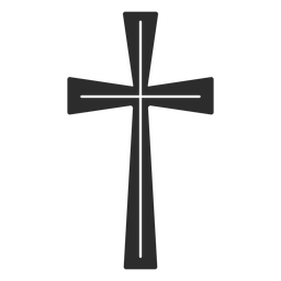 Cross religion icon