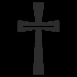Cruz icono de religión