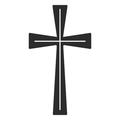 Cross religion icon Transparent PNG