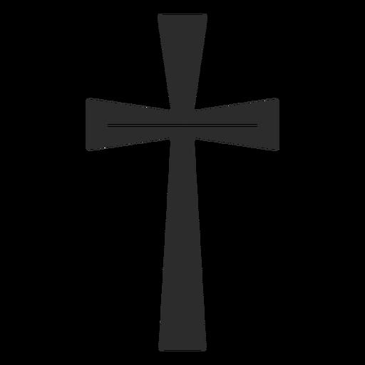 Icono de la religión cruzada Transparent PNG