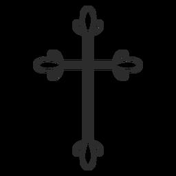 Símbolo de cruz