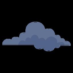 Dunkle Wolke Symbol