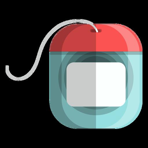 Zahnseide-Symbol Transparent PNG