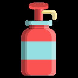 Ícone de dispensador de sabão líquido