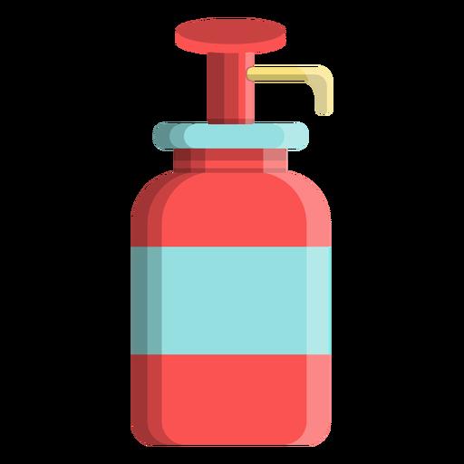 Icono de dispensador de jabón líquido Transparent PNG