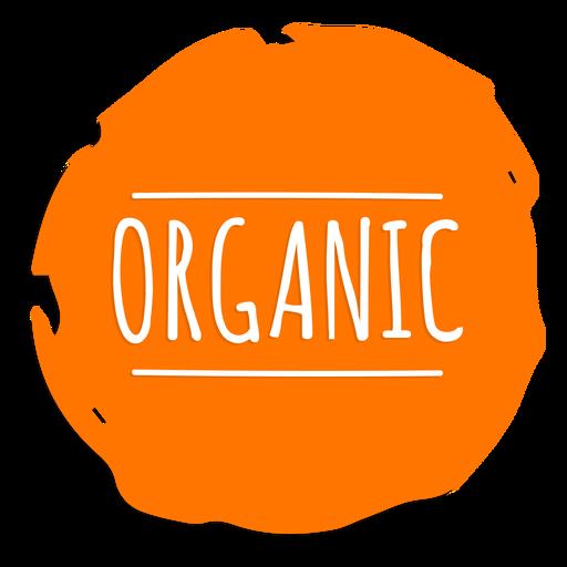 Sinal de círculo orgânico Transparent PNG