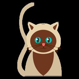 Mascota gato avatar
