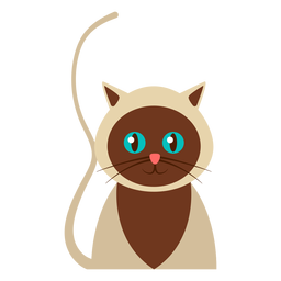 Pet cat avatar