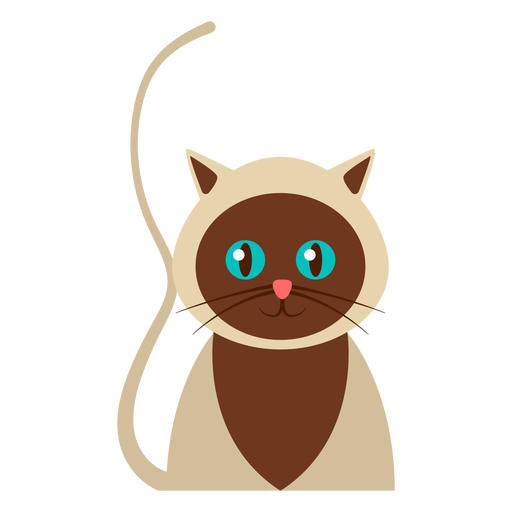 Avatar de gato de estimação Transparent PNG