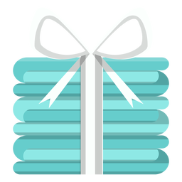 Stapel Handtücher Symbol