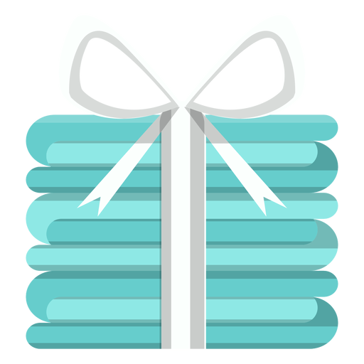 Pile of towels icon Transparent PNG