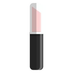 Red lipstick icon