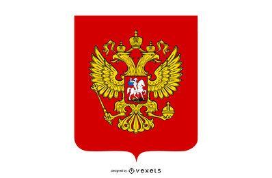 Escudo de Rusia